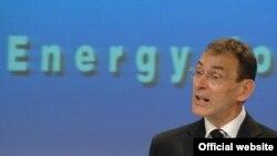 Єврокомісар з питань енергетик Андріс Пієбалґс (архівне фото)