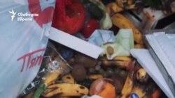 Храна от боклука. Какво яде Ася, която е фриган