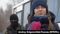Экоактивистка Вера Керпель