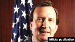 U.S. - Richard M. Mills, the US ambassador-designate to Armenia.