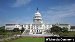 The House of Representatives passed the sanctions legislation with a large majority.
