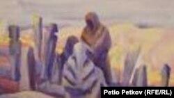 """""""În umbra Orientului"""", o expoziție de pictură la Sofia."""