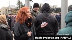 Площа у Хмільнику, де виступає Петро Порошенко, під посиленою охороною