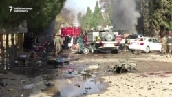Suicide Bombing Kills At Least Six In Afghanistan