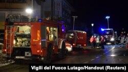 Шест германски туристи загинаа на северот на Италија кога на нив налетал автомобил кога излегувале од ноќен клуб