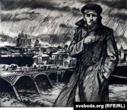 "Арлен Кашкурэвіч. ""Янка Купала ў Смаленску. 1918""."