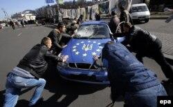 Участники Евромайдана надеялись, что Украина быстро станет по-настоящему европейской страной