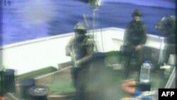 İsrail xüsusi təyinatlıları Türkiyənin «Mavi Mərmərə» gəmisində - 30 may 2010