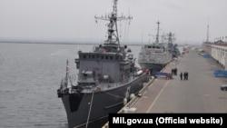 Мінні тральщики будуть в Одесі упродовж тижня
