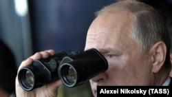 Владимир Путин, президенти Русия