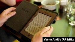Primjer e-knjige ili elektroničke knjige