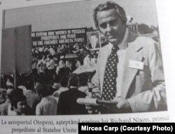 Mircea Carp, București 1969
