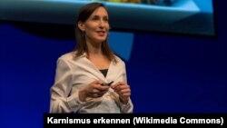 Мелани Джой на TEDx