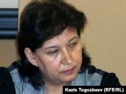 Тамара Симахина.