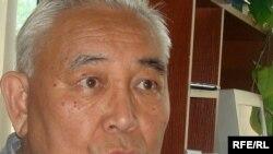 Жасар Дініш, Мұстафа Шоқай атындағы француз-қазақ достық қоғамының президенті. Алматы, 16 маусым 2009 ж.