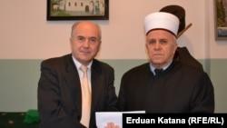 Inzko uručuje donaciju za obnovu Ferhat-pašine džamije