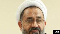 Iranian IIntelligence Minister Heydar Moslehi (file photo)
