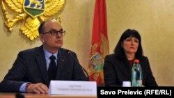 Teške optužbe na račun opozicije: Ljuiđ Škrelja