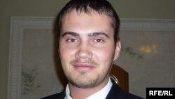 Виктор Янукович - младший. Киев, 6 февраля 2009 года.