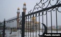 Мечеть в Пыть-Яха
