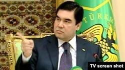 Президент Туркмении Гурбангулы Бердымухаммедов, 29 марта 2011
