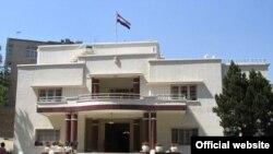 مبنى السفارة العراقية في طهران
