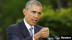 АҚШ президенті Барак Обама.