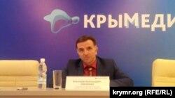 Голова Рахункової палати Анатолій Заїченко