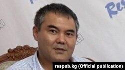 Улан Джумаков.