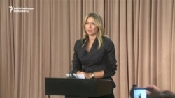 Sharapova Says She Failed Drug Test At Australian Open