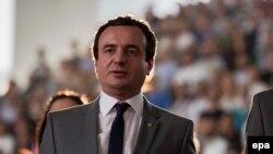 Albin Kurti, kandidat për kryeministër nga LVV