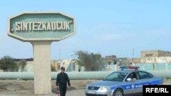 Oktyabrın 10-u gecə saatlarından Sumqayıtda polis gücləndirilmiş iş rejiminə keçib