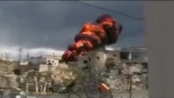 Intense Fighting As Syria Marks One Year Of Unrest