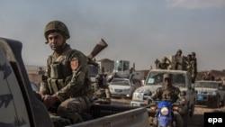 Kurdski Pešmerga borci