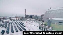 Чорнобиль знову виробляє енергію. Щоправда, не ядерну, а сонячну