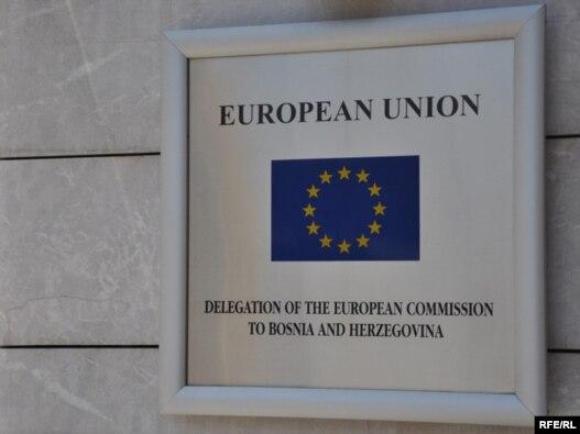 Delegacija Evropske komisije u BiH, foto: Midhat Poturović