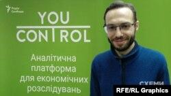 Засновник аналітичного онлайн-сервісу YouControl Сергій Мільман