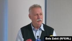 Predsjednik Nezavisnog sindikata zaposlenih u srednjim školama Branimir Mihalinec: Sve ono što postignemo u pregovorima dat ćemo svim sudionicima u štrajku na referendumsko izjašnjavanje.