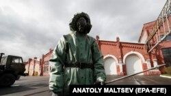 Rossiyada hozirgi kunda COVID-19ga chalinganlar soni rasman 28 ming kishi, deb e'lon qilindi.
