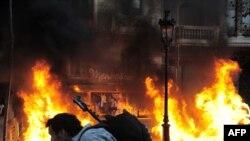 تظاهرات و اعتصاب عمومی در اسپانیا