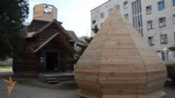 В Євпаторії зводять перший у місті храм УПЦ Київського Патріархату – влада проти