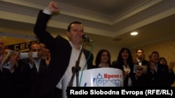 Менде Диневски, кандидат за градоначалник на Битола од СДСМ.