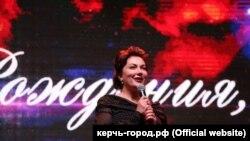 Арина Новосельская на праздновании Дня города в Керчи, 12 сентября 2020 года