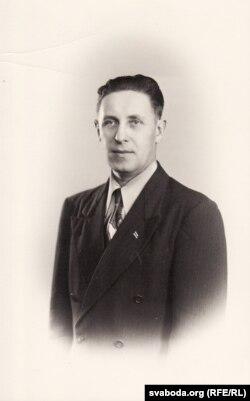 Міхась Кавыль, 1952