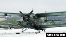 Ан-2 ұшағы. Көрнекі сурет.