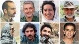 برخی از فعالان بازداشت شده اخیر