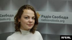 Яна Гончарова, архивное фото