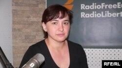 Алия Сабирова