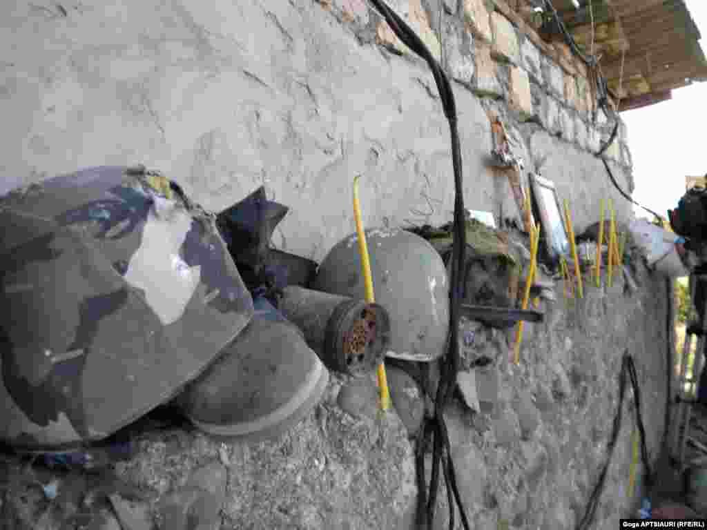 გორში აგვისტოს ომის მე-3 წლისთავისადმი მიძღვნილი აქციები გაიმართა