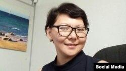 Гулиза Ахматсияева.